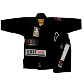 Fuji BJJ Kids Black Gi